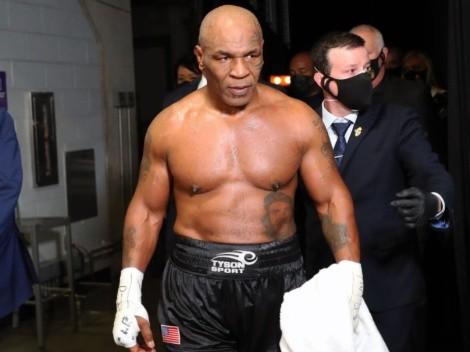Mike Tyson reveló que consumió marihuana previo a la pelea con Jones Jr.