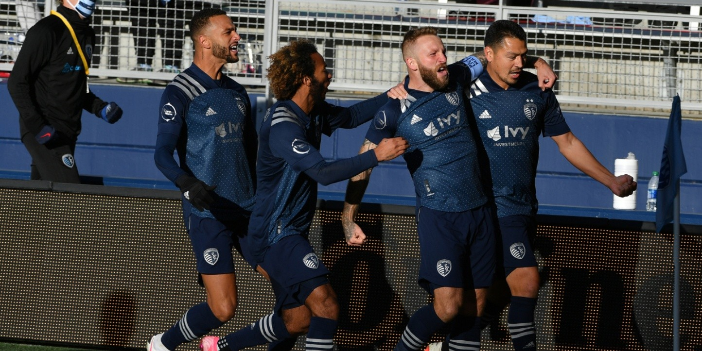 Sporting Kansas City vs. Minnesota United juegan por los playoffs de la MLS este jueves (Getty Images)