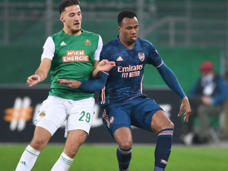 Arsenal host Rapid Vienna in London for Europa League clash