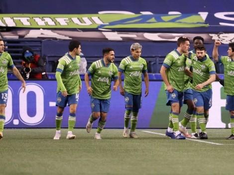 ¿Quién baja al campeón? Seattle Sounders en la final de la Conferencia Oeste en MLS