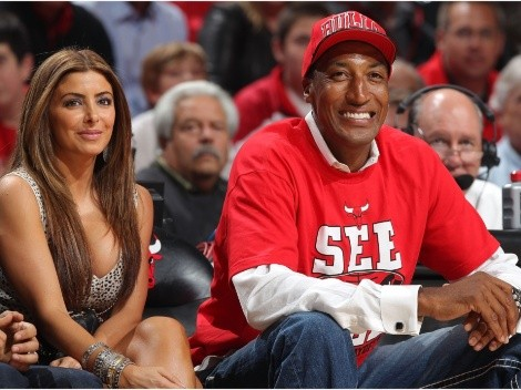 Poor Scottie: Larsa Pippen is now dating a young - and married - NBA player
