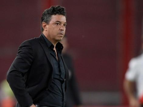 """Gallardo sobre Paranaense: """"Vinieron de punto, sin mucho para perder"""""""
