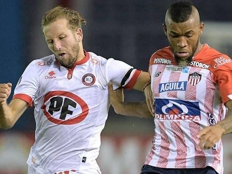 EN VIVO: Unión La Calera vs. Junior de Barranquilla por la Copa Sudamericana
