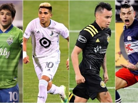 Sin mexicanos en cancha: así se jugarán las finales de la MLS 2020