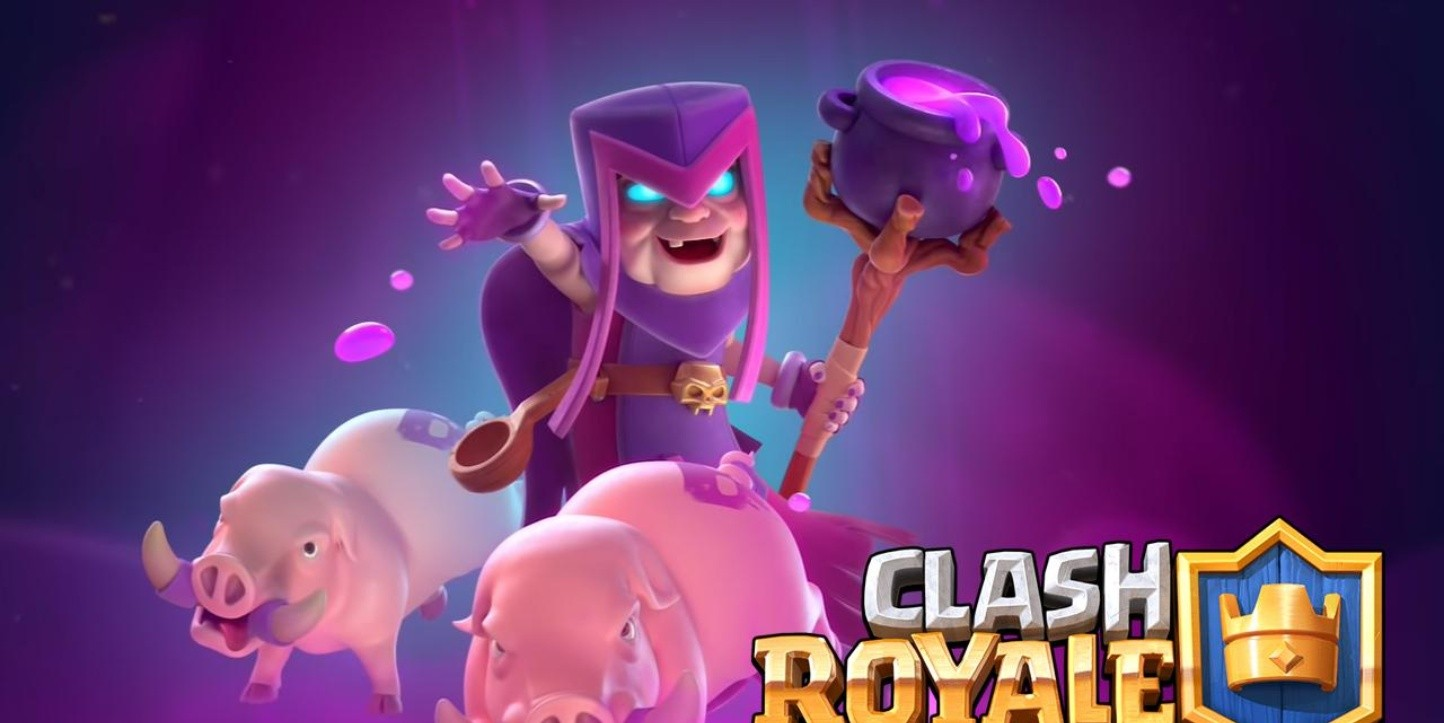 Mother Witch confirmada como la nueva Carta Legendaria de Clash Royale