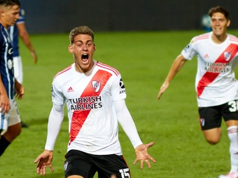 River face Godoy Cruz today in last group stage match