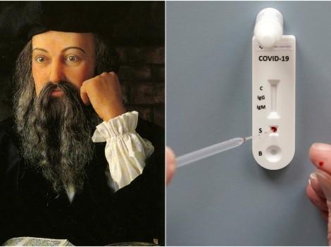 Did Nostradamus predict COVID-19?