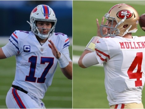 San Francisco 49ers host Buffalo Bills for Monday Night Football