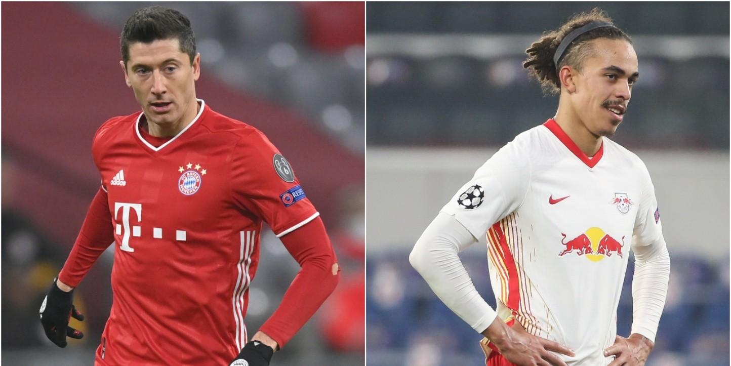 Leipzig Vs Bayern