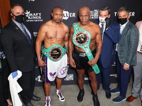 Mike Tyson vs Roy Jones: revelan las cifras oficiales que dejó la pelea