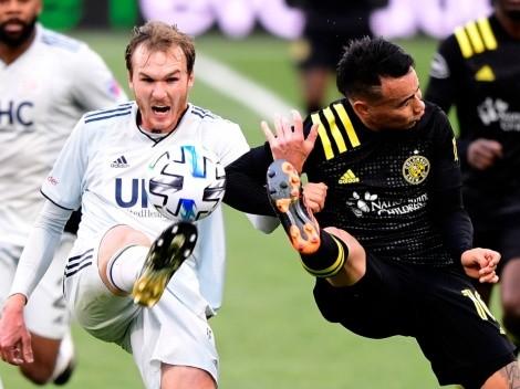 Un gol mágico para que Columbus Crew este en la gran final MLS