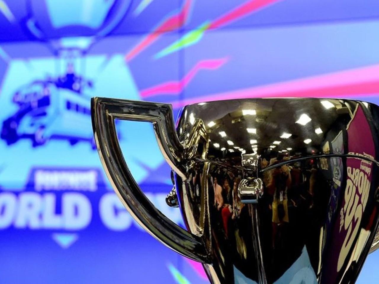 Fortnite World Cup Trophy In Game Fortnite Epic Games Confirma Que No Habra Eventos Presenciales En Todo 2021 Bolavip