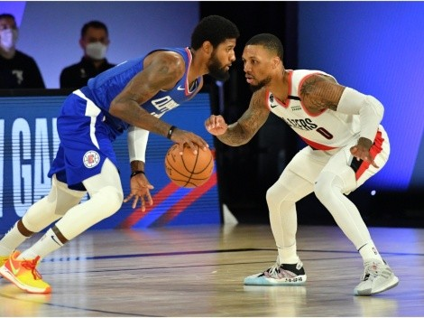 Damian Lillard calls out Paul George with savage comment on Instagram