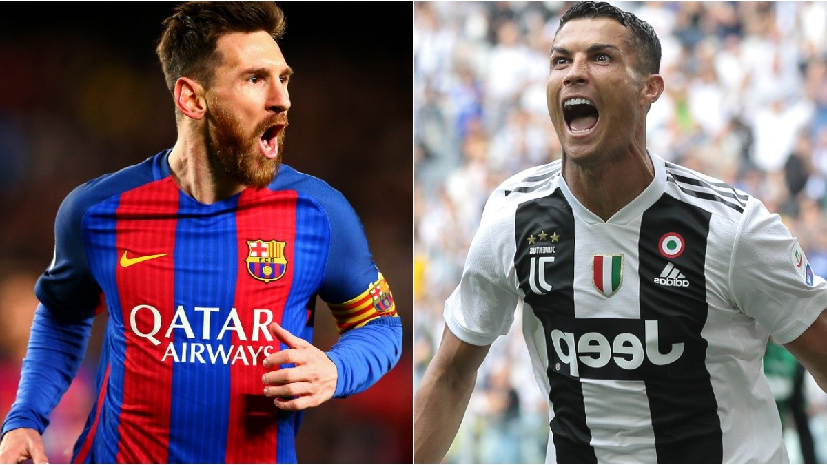 Barcelona x Juventus: Ronaldo ofuscou Messi