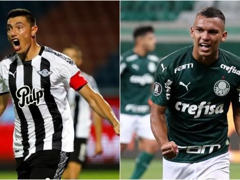 Libertad host Palmeiras in Copa Libertadores 2020 quarterfinals