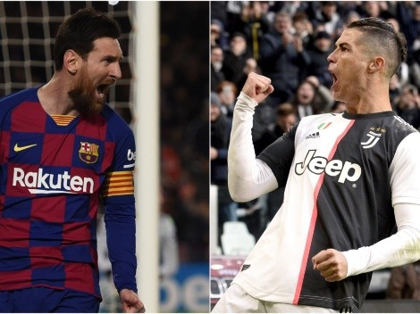 Lionel Messi and Cristiano Ronaldo meet again today as Barcelona face Juventus in UCL