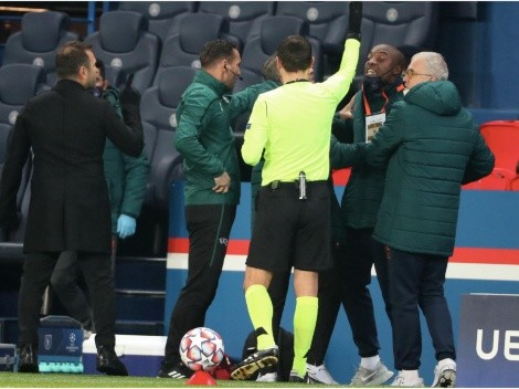 Soccer fans condemn alleged racial abuse in PSG-Istanbul Basaksehir game