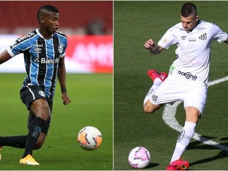 Gremio vs Santos: How to watch Copa Libertadores 2020 quarterfinals today, preview and predictions