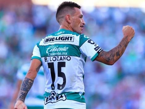 Buenas noticias para Santos: Brian Lozano estará disponible para la pretemporada