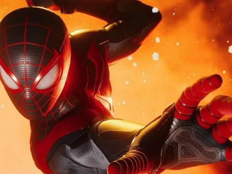 Marvel's Spider-Man: Miles Morales es lo más vendido en el primer reporte de PS5