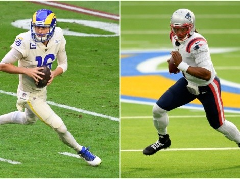 Rams and Patriots meet for Thursday Night Football