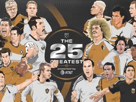 Sin mexicanos ni Zlatan Ibrahimovic: los 25 mejores jugadores en la historia de MLS