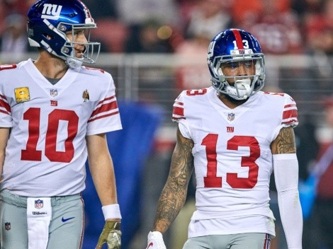 Odell Beckham makes bold claim about Giants 'lack of talent' during last days in New York