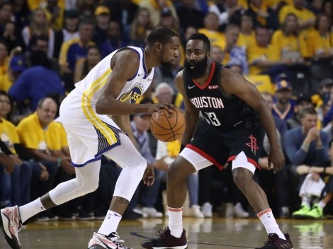 Kevin Durant reveals his true feelings about a potential James Harden trade