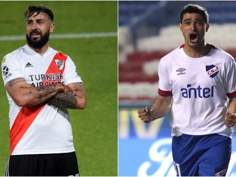 River host Nacional in exciting game for the Copa Libertadores quarterfinals