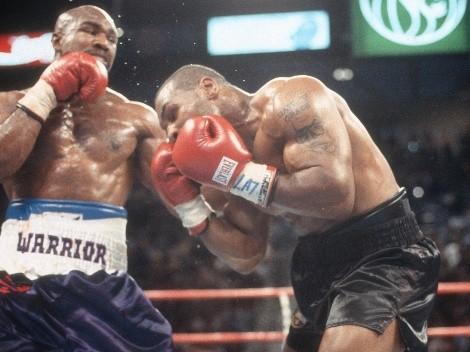 El hijo de Evander Holyfield aseguró que su padre volvería a derrotar a Mike Tyson