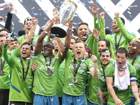 Seattle Sounders: Every MLS Cup title in the team's history