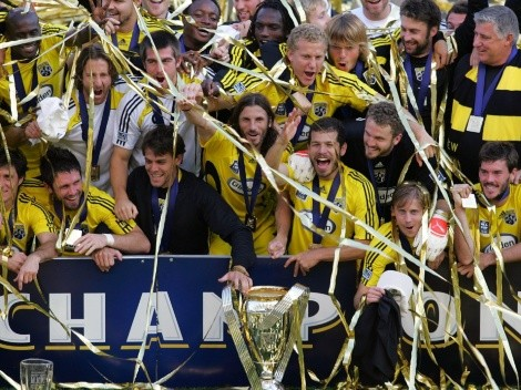 Columbus Crew: Every MLS Cup title in the team's history
