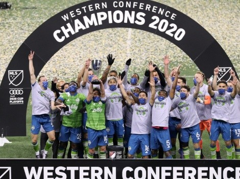 Seattle Sounders' road to the MLS Cup 2020 Final