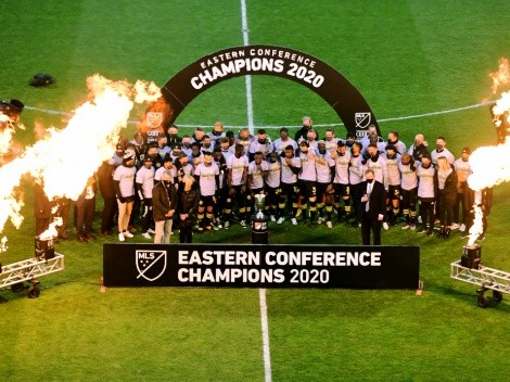 Columbus Crew's road to the MLS Cup 2020 Final