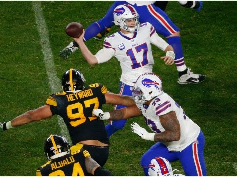 Bills look to hand Steelers' their second loss of the year on Sunday Night Football