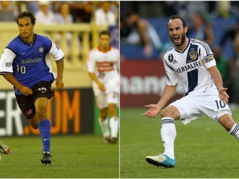 Every player that has suited up for both teams in the California Clásico