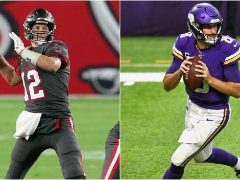 Tampa Bay Buccaneers vs Minnesota Vikings: How to watch 2020 NFL season, predictions, and odds