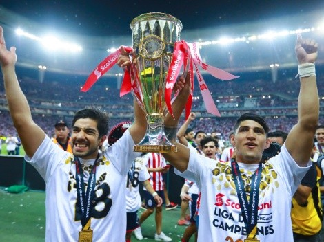 Concacaf Champions League all-time winners