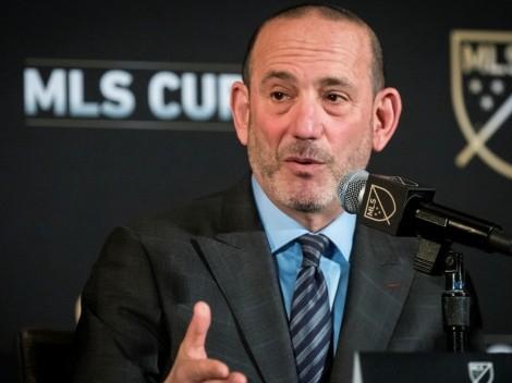 La contundente respuesta del Comisionado de MLS a la opción de fusión con Liga MX