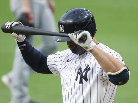 Giancarlo Stanton, el gran problema de los Yankees para traer refuerzos