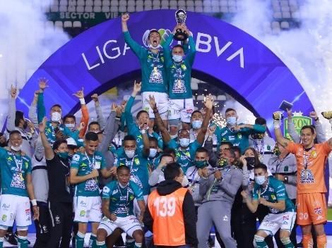 VIDEO: Así fue la ceremonia de premiación de León Campeón
