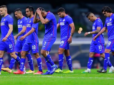 Cruz Azul confirmó el cuerpo técnico interino para la Concachampions