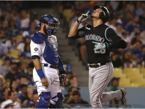 The trade that could send Nolan Arenado to the Dodgers