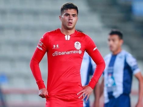 Chivas también quiere quedarse con Alan Medina