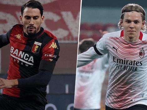 EN VIVO: Genoa vs. Milan por la Serie A