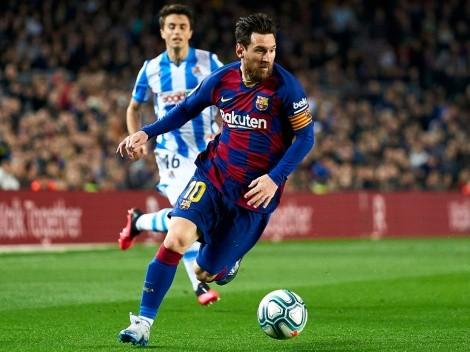 Barcelona host leaders Real Sociedad today at Camp Nou