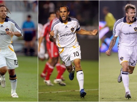Top 15 Greatest Los Angeles Galaxy players of all-time