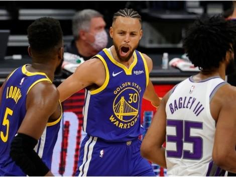 Kings and Warriors meet tonight for the 2020 NBA preseason