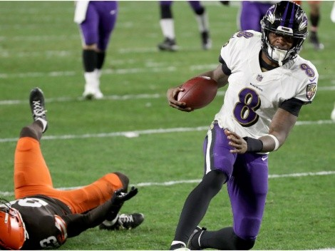 Lamar Jackson incredibly broke an NFL record during the infamous 'Toilet Bowl'
