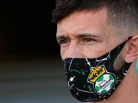 Santos se ilusiona: el primer video del Huevo haciendo futbol